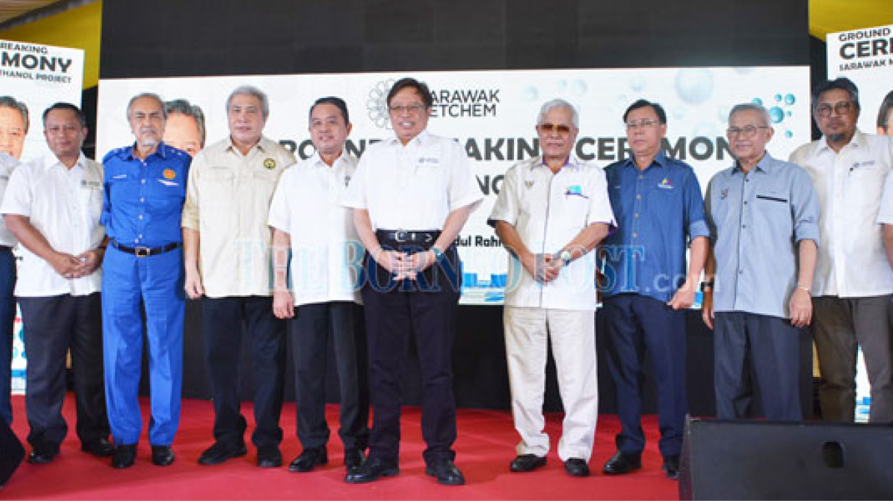 Sarawak Petchem Creates History with Malaysia's 1st Independent Methanol Plant