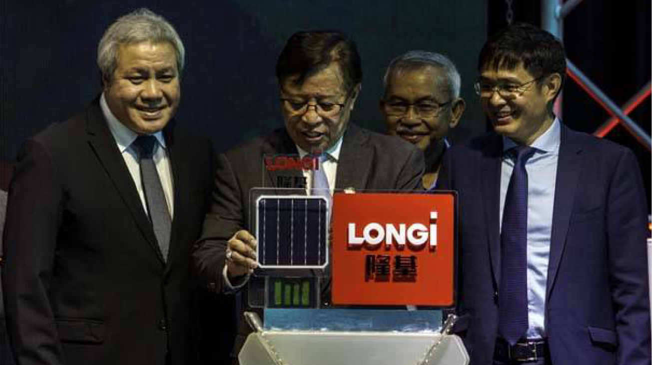 LONGi Invests Additional RM500mil to Boost Production Rates