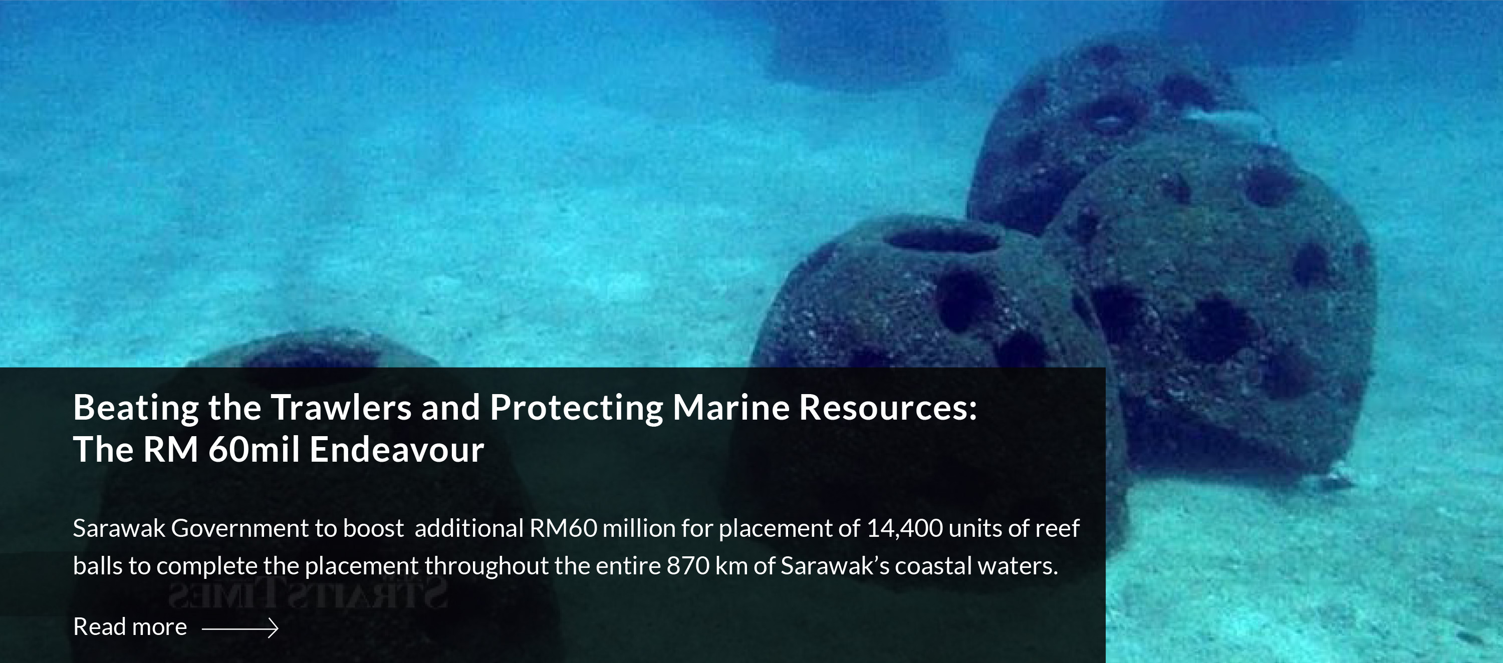 Beating the Trawlers and Protecting Marine Resources: the RM 60mil Endeavour