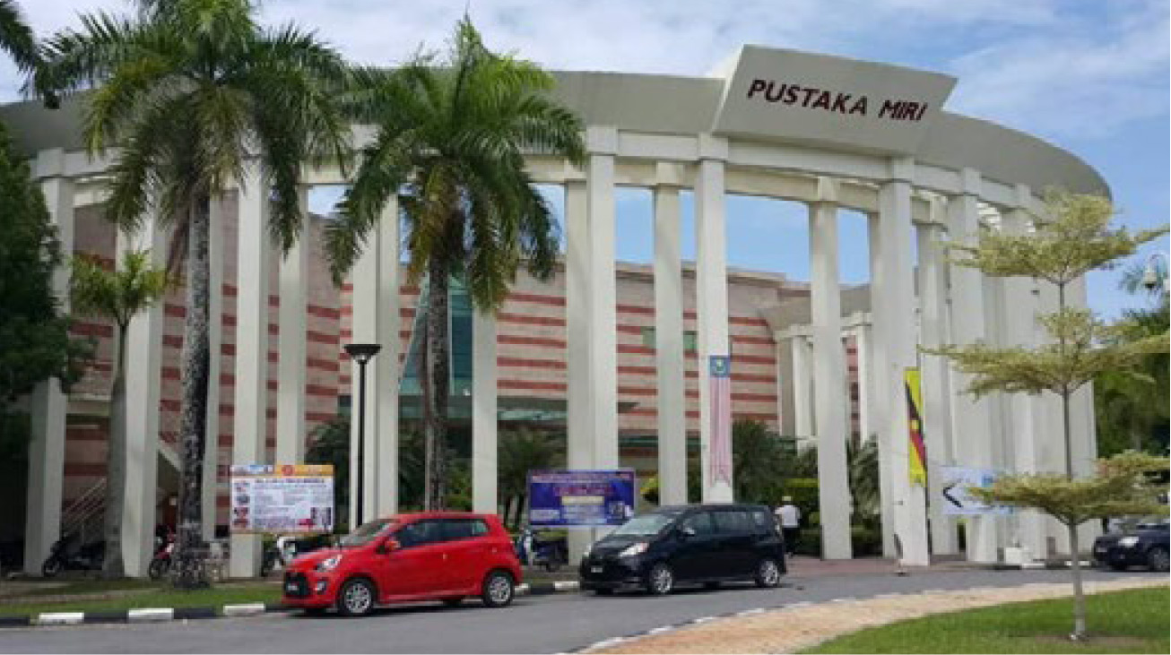 Pustaka Miri IT Library Wins Award for Augmented Reality (AR) Technology