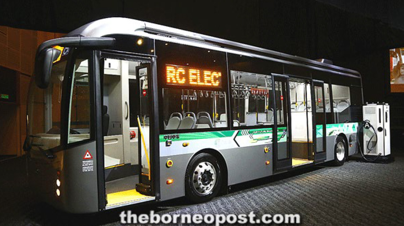 State Cabinet Approves 4 Extra Units of Electric Buses