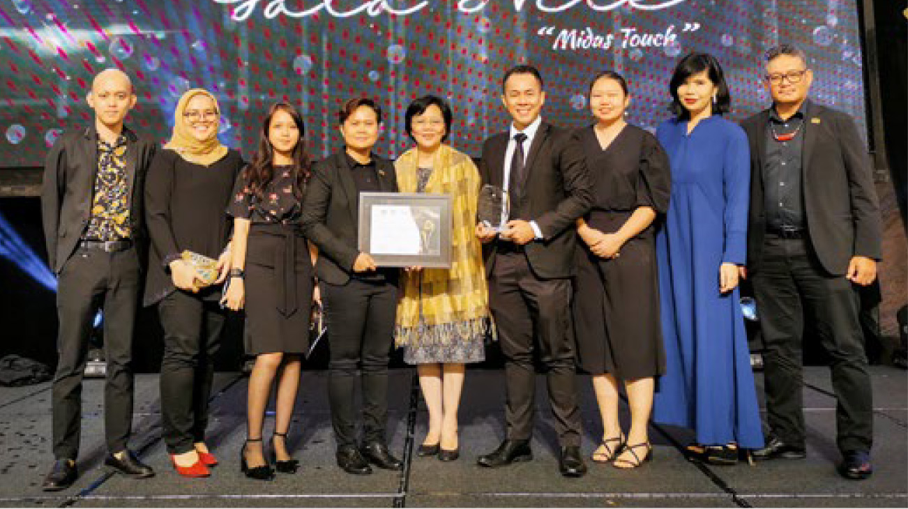 BESarawak Wins Chief Minister's Industry Excellence Award (CMIEA) 2019