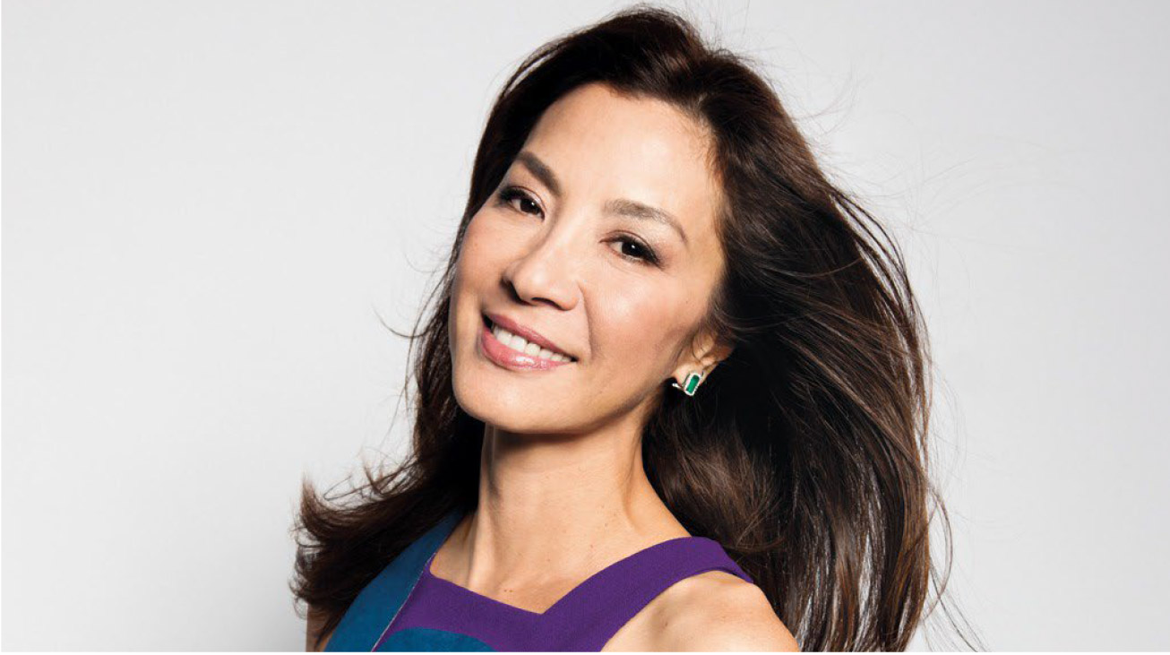 Tan Sri Michelle Yeoh Delivers A Touch of Glamour And A Serious Message