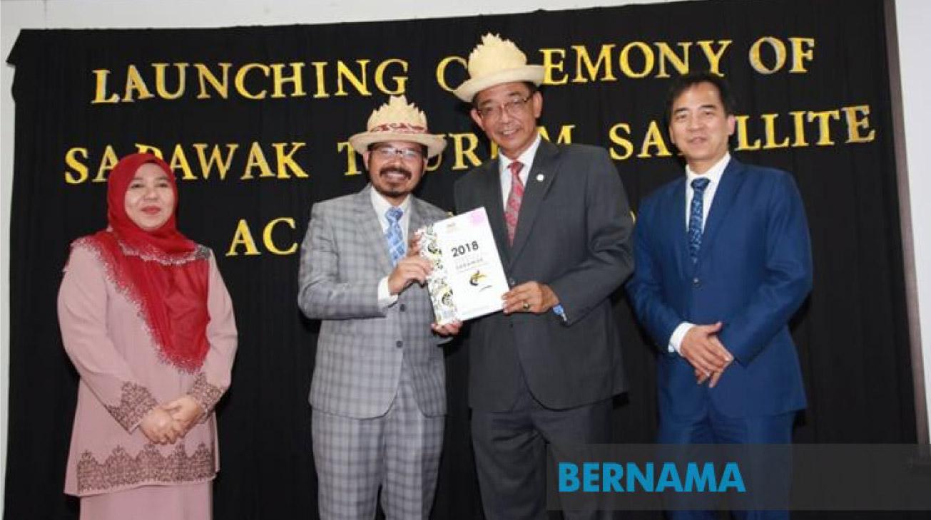 Sarawak Tourism Satellite Account A Step Forward in Malaysia