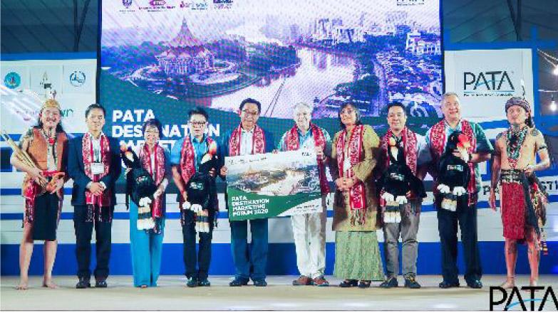 Pacific Asia Travel Association (PATA) to Sarawak