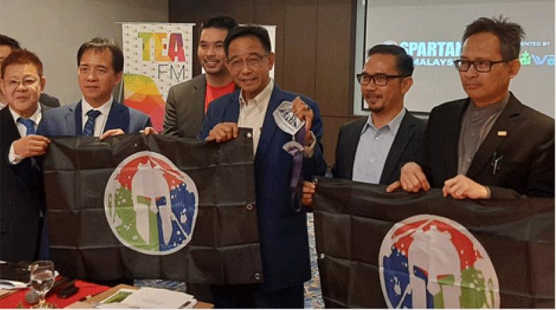 4,000 expected for Spartan Race Sarawak