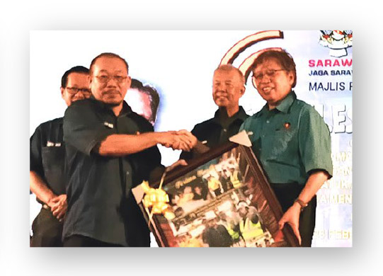 Sarawak government to set up more Wireless Walk-type centres