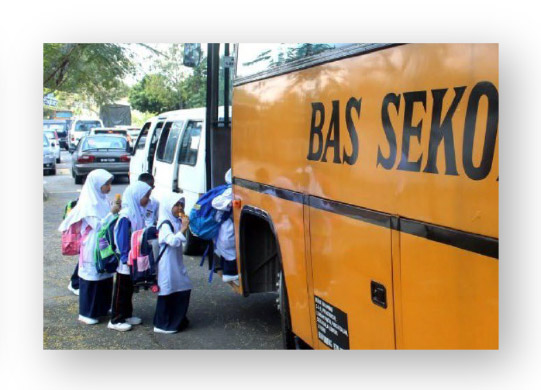 Some 144,000 to enjoy free ride to school, starting next month