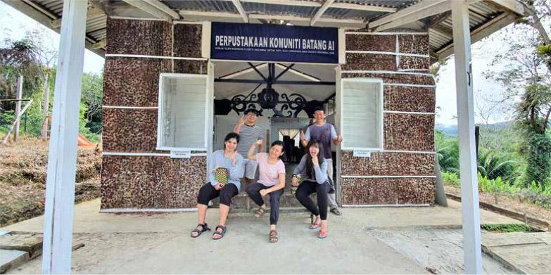'Gift of Love' for Batang Ai longhouse folk