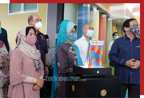 Sarawak's first OSEIC now open to bring hope to children with special needs