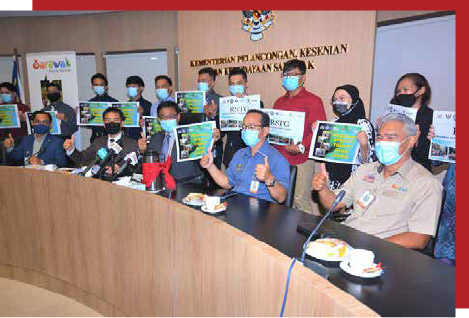More tourist guides for Sarawak