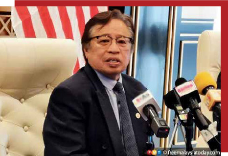 Sarawak to have new policy on natural resources, says CM