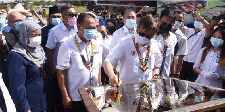 Additional RM94 million for Bau infrastructure development