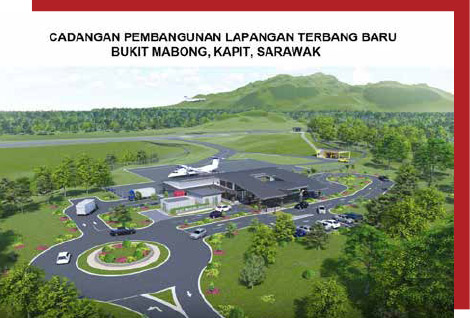 Sites for new airports in Kapit and Betong identified, to be completed in 2023