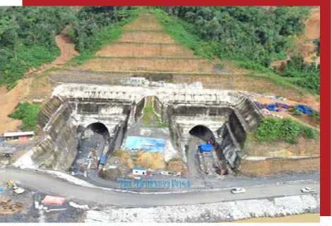 Baleh Hydroelectric Project expected to come onstream by 2026, says Abang Johari