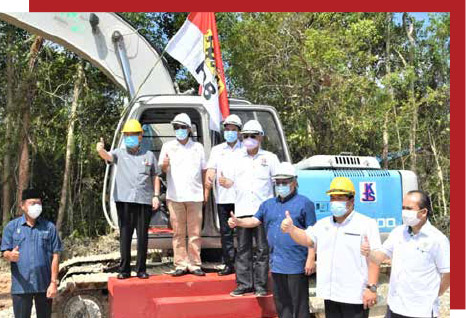 Two sites in Betong to be turned into agroparks