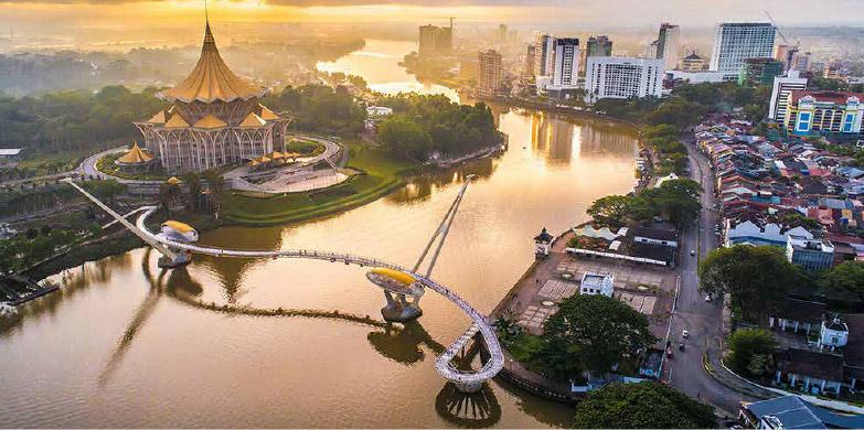 Partner in Focus: Business Events Sarawak