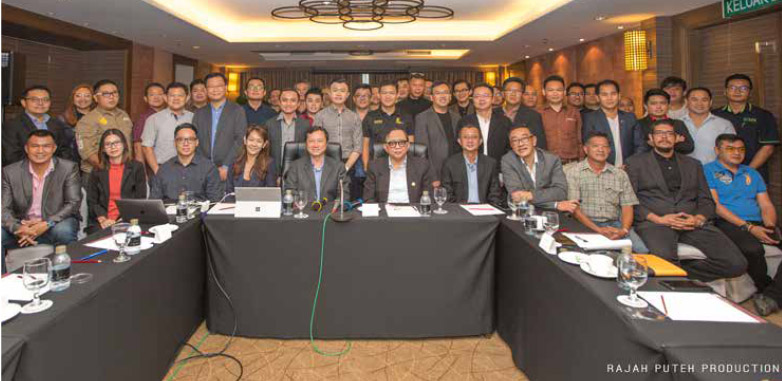 Upskill programmes and professional certification for Sarawak Business Events Association members