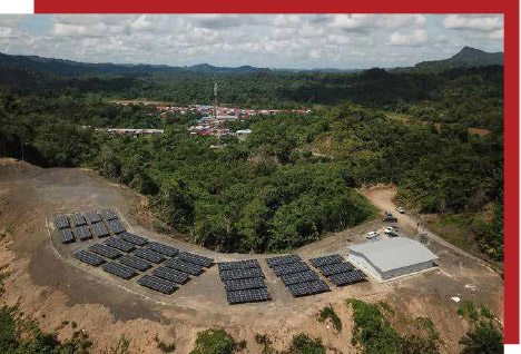 Treated water, electricity to whole Sarawak by 2025