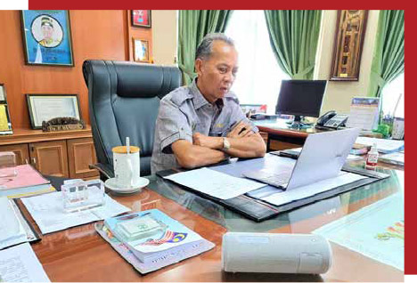 Sarawak among the first to move into next phase