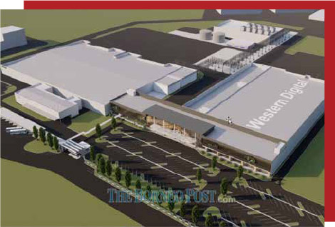 Four firms invest in business expansion at Sama Jaya High Tech Park