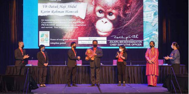 Sarawak joins the GDS-Index