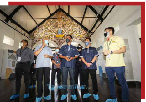 Minister hopes Borneo Culture Museum to officially open this year