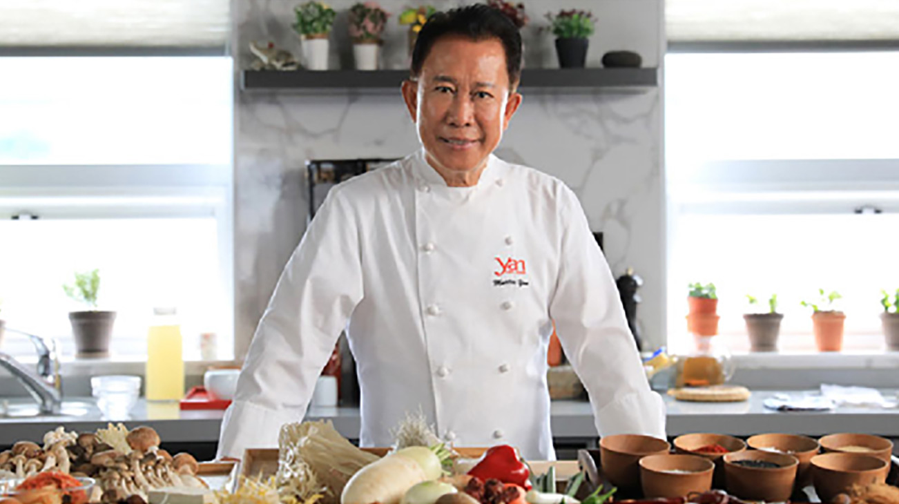 Straight from the Wok with Martin Yan